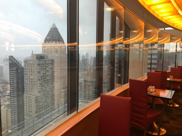 The View Revolving Lounge